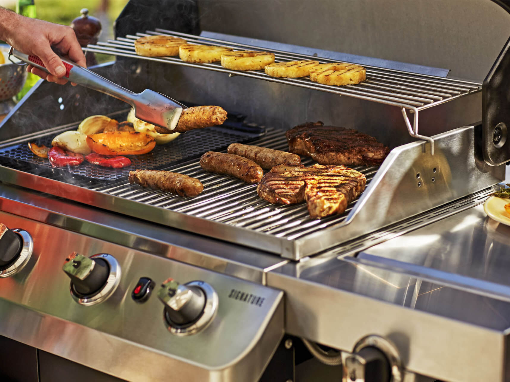 Char Broil / barbecue / grill / smoker / Outdoor diciannove Rimini / esterni da vivere